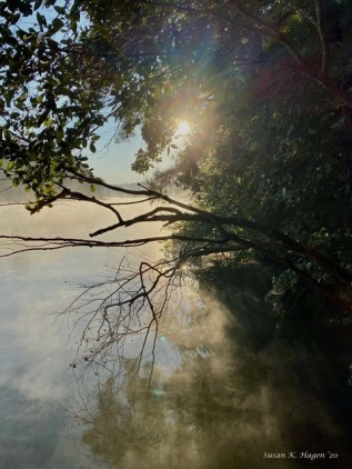 Labor Day Morning Lake2 copy