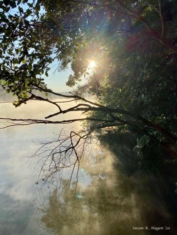 Labor Day Morning Lake2